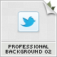 Professional Tag Twitter BG - GraphicRiver Item for Sale