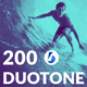 200 Multi-Purpose Creative Duotone Color FX