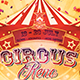 Circus Flyer - GraphicRiver Item for Sale