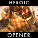 Heroic Opener - VideoHive Item for Sale