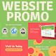 Playful Website Promo