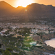 Sunset over Albir in Alicante,Spain - PhotoDune Item for Sale