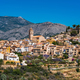 Polop village on hill top, Alicante,Spain - PhotoDune Item for Sale