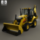 Caterpillar 420F Backhoe Loader 2014