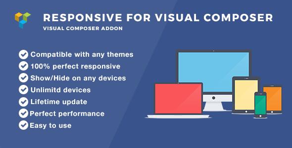 Responsive for Visual Composer