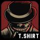 Huntman T-Shirt Design - GraphicRiver Item for Sale