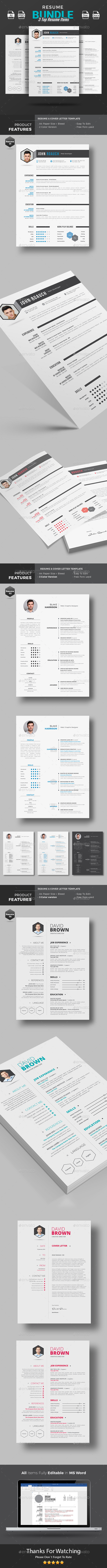 MS Word Resume - Resumes Stationery