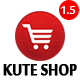 Kute Shop -  Super Market WooComerce WordPress Theme Nulled