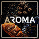 Aroma - Restaurant & Bistro PSD Template Nulled