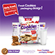 Cookie Packaging Template - GraphicRiver Item for Sale