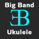 Big Band Jazz with Ukulele - AudioJungle Item for Sale