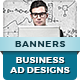 Advertisement Banners - GraphicRiver Item for Sale