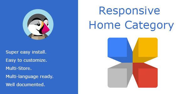 Responsive Home Category - CodeCanyon Item for Sale