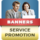 Promotion Banners - GraphicRiver Item for Sale