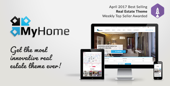 MyHome - Real Estate WordPress Theme by TangibleDesign [19508653]