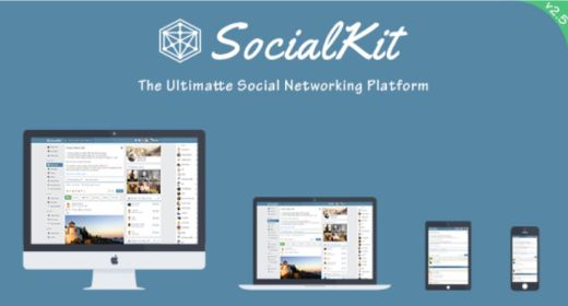 Addon for Socialkit