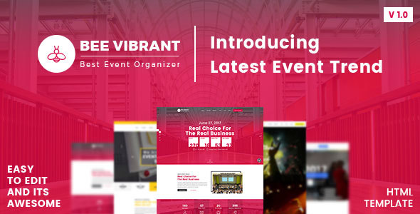 Event Conference – Event, Meeting & Conference