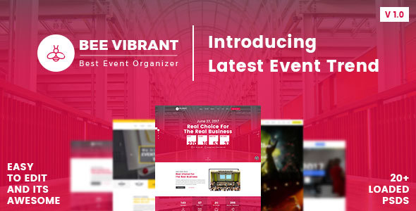 Event Conference – Events, Meetings & Conferences