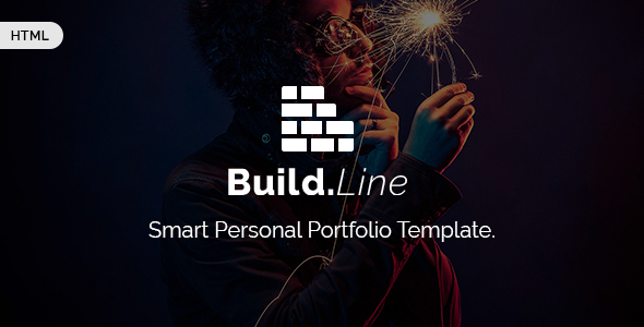Buildline - Creative Minimal Portfolio HTML | Bootstrap 3 Template