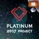 PLATINUM 2017 Project Business & Investor Presentation Template - GraphicRiver Item for Sale