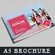 A5 Travel Guideline Brochure / Catalog - GraphicRiver Item for Sale
