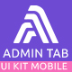 Admin Tab UI KIT Sketch - GraphicRiver Item for Sale