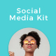 Bold Social Media Kit - GraphicRiver Item for Sale