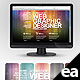 Colored Web Backgrounds - GraphicRiver Item for Sale