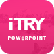 iTry Powerpoint Template - GraphicRiver Item for Sale
