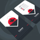 Lasso Corporate Business Cards - GraphicRiver Item for Sale