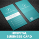 Hospital Business Card - GraphicRiver Item for Sale