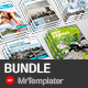 Newsletter Bundle - GraphicRiver Item for Sale