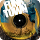 Funk Town Flyer - GraphicRiver Item for Sale