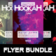 Hookah Smoke Bundle | Stylish Modern Flyer PSD Template - GraphicRiver Item for Sale