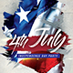 4th of July Flyer Nulled