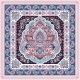 Bohemian Indian Mandala Towel Print. Vintage Henna - GraphicRiver Item for Sale