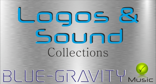 BLUE_GRAVITY Logos & Sound