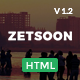 ZetSoon - Multipurpose Coming Soon Template - ThemeForest Item for Sale