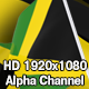 Flag Transition - Jamaica - VideoHive Item for Sale