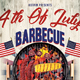 Independence Day BBQ Flyer Template - GraphicRiver Item for Sale