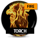 Fire Torch - Start to Finish - VideoHive Item for Sale