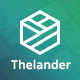Thelander Multiple Concept Landing Page Template - ThemeForest Item for Sale