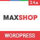 Maxshop | Multi-Purpose Responsive WooCommerce Theme Nulled