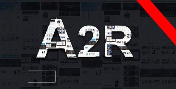 A2RTheme – HTML Responsive Multi-Purpose Template