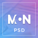 Mon Magazine - PSD Template for Magazine Nulled