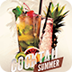 Cocktail Summer Flyer - GraphicRiver Item for Sale
