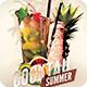 Cocktail Summer Flyer - GraphicRiver Item for Sale