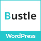 Bustle - Corporate WordPress Theme - ThemeForest Item for Sale