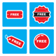 Free Label Icon Set - GraphicRiver Item for Sale