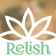 Relish - Spa Salon WordPress Theme
